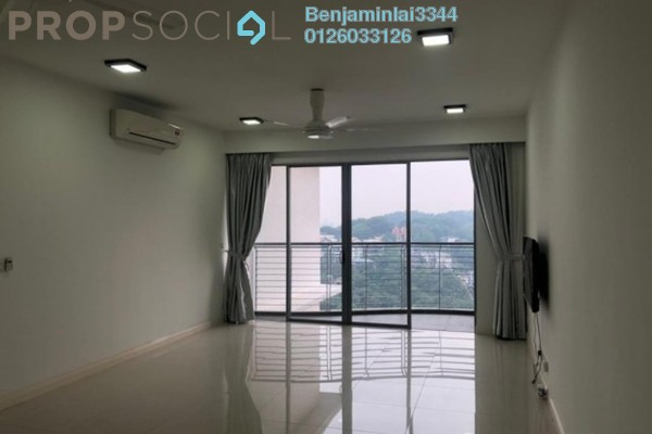 For Rent Condominium at The Westside Two, Desa ParkCity Freehold Semi Furnished 3R/2B 3.5k