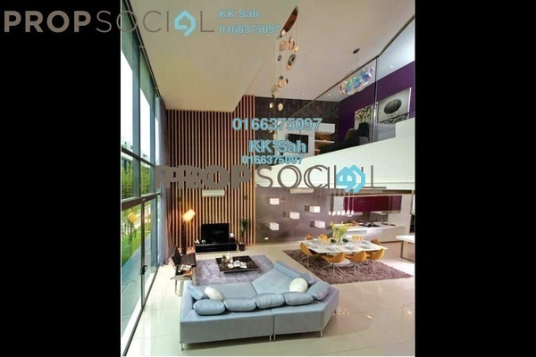 For Sale Villa at Bandar Nusaputra, Puchong Leasehold Semi Furnished 5R/5B 1.22m