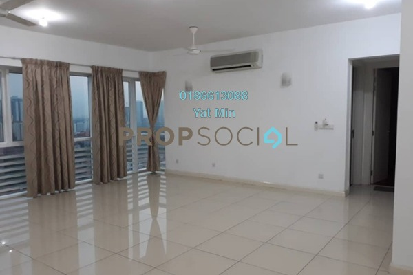 For Rent Condominium at Surian Residences, Mutiara Damansara Freehold Semi Furnished 4R/5B 4k