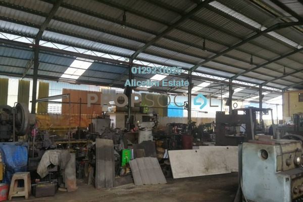 For Rent Factory at Kampung Baru Sungai Buloh, Sungai Buloh Freehold Semi Furnished 0R/4B 10k