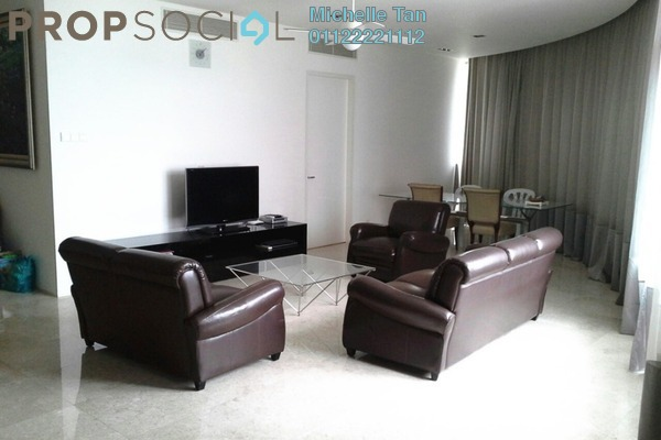 For Rent Condominium at K Residence, KLCC Freehold Fully Furnished 3R/5B 14k