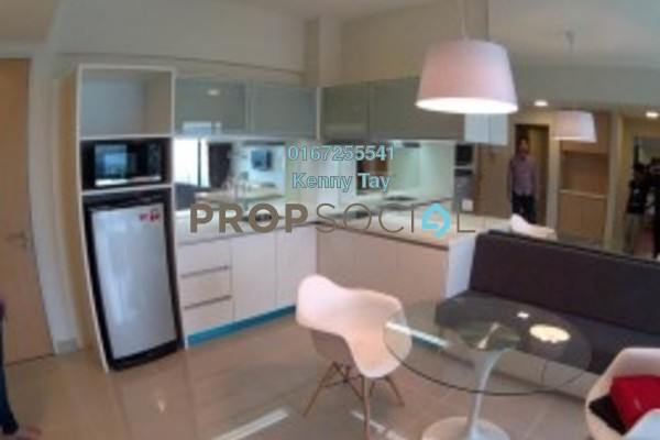 For Rent Condominium at Dex @ Kiara East, Jalan Ipoh Freehold Fully Furnished 3R/2B 1.8k