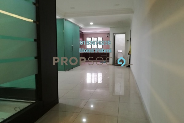 For Sale Office at Jalan Pahang, Titiwangsa Freehold Semi Furnished 0R/8B 4.5m