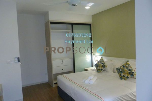 For Rent SoHo/Studio at Tropical Villa, Seri Kembangan Freehold Fully Furnished 1R/1B 1.6k