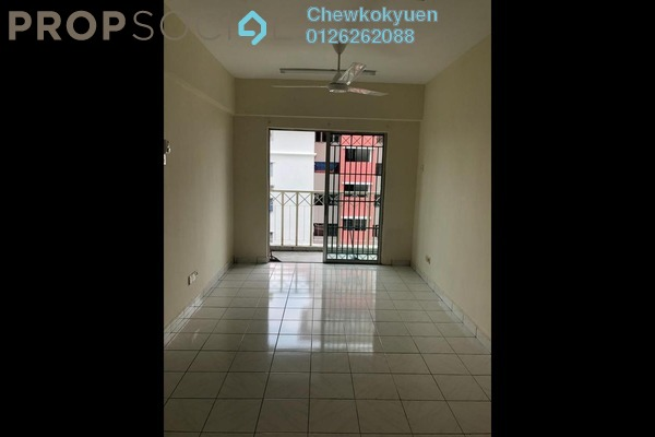 For Rent Apartment at Arena Green, Bukit Jalil Freehold Unfurnished 3R/2B 1.1k