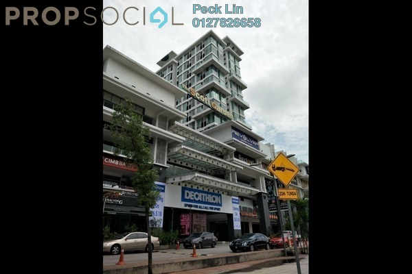 For Rent Shop at The Scott Garden, Old Klang Road Freehold Unfurnished 0R/0B 3k