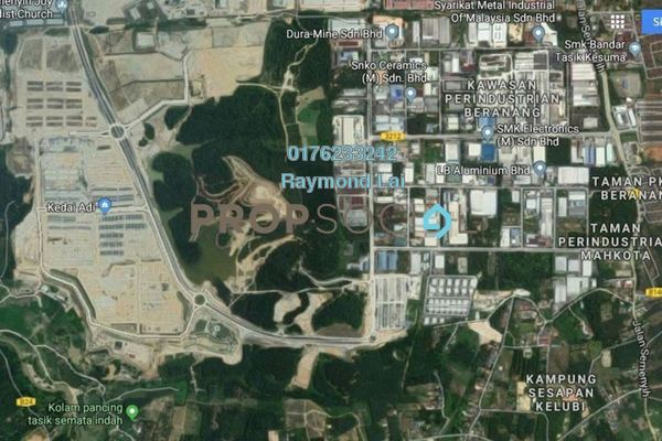 For Sale Land at Eco Majestic, Semenyih Freehold Unfurnished 0R/0B 3.5m