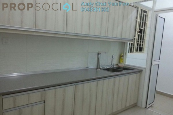 For Rent Serviced Residence at Saville, Melawati Freehold Fully Furnished 3R/2B 1.7k