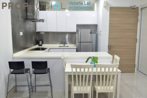 For Rent Serviced Residence at Camellia, Bangsar South Freehold Fully Furnished 1R/1B 2.4k