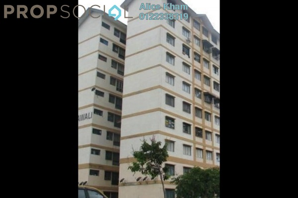 For Sale Apartment at Sri Tanjung Apartment, UEP Subang Jaya Freehold Semi Furnished 3R/2B 170k
