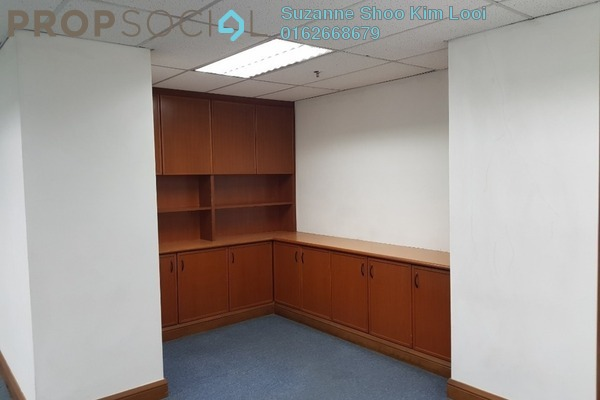 For Rent Office at Wisma UOA II, KLCC Freehold Semi Furnished 0R/2B 5.5k