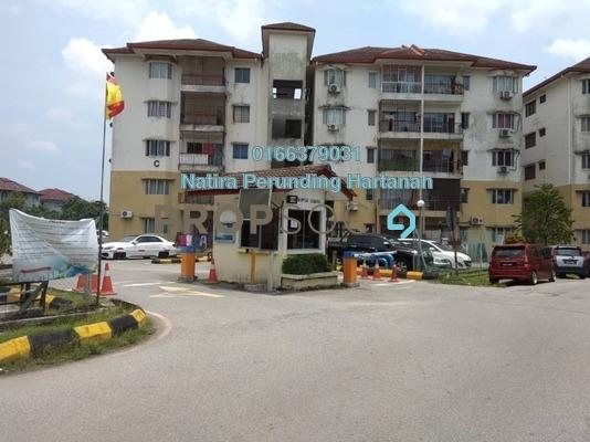 For Sale Apartment at Seraya Apartment, Kajang Freehold Unfurnished 3R/2B 195k