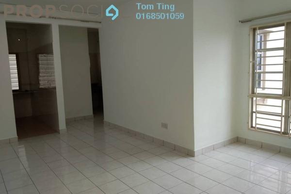 For Rent Apartment at Kelana Impian, Kelana Jaya Freehold Unfurnished 3R/2B 1.2k