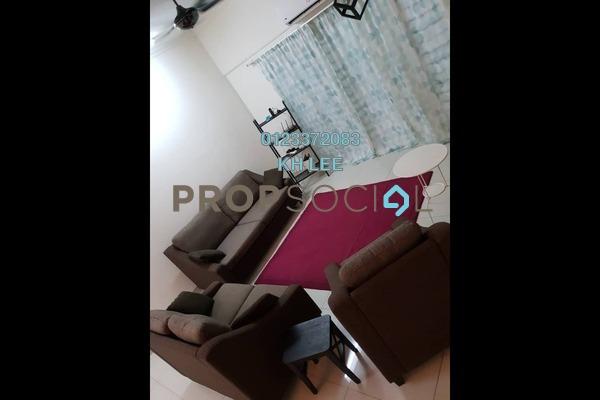 For Rent Terrace at Alam Nusantara, Setia Alam Freehold Fully Furnished 4R/3B 2.2k