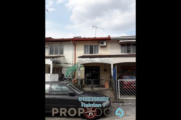 For Rent Terrace at Jalan 4/149D, Sri Petaling, Kuala Lumpur Freehold Unfurnished 3R/2B 1.1k