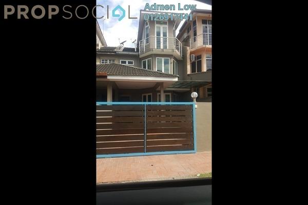 For Rent Link at Taman Bukit Jaya, Bukit Antarabangsa Freehold Fully Furnished 5R/3B 2.2k