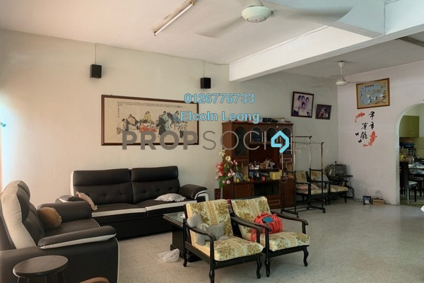 For Sale Terrace at Taman Len Sen, Cheras Freehold Unfurnished 4R/3B 610k