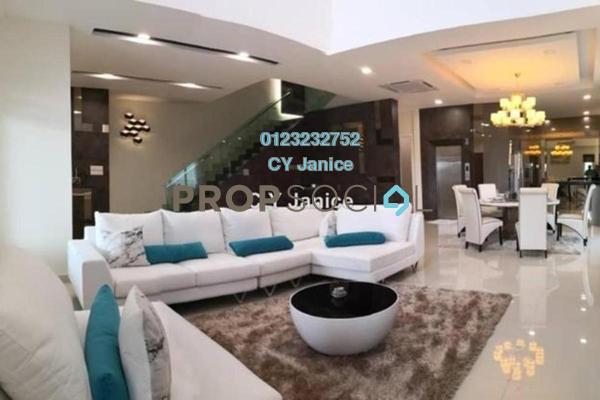 For Sale Semi-Detached at Bandar Baru Sri Petaling, Sri Petaling Freehold Fully Furnished 7R/7B 3.98m