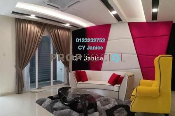 For Sale Semi-Detached at Bandar Baru Sri Petaling, Sri Petaling Freehold Fully Furnished 7R/7B 4.1m