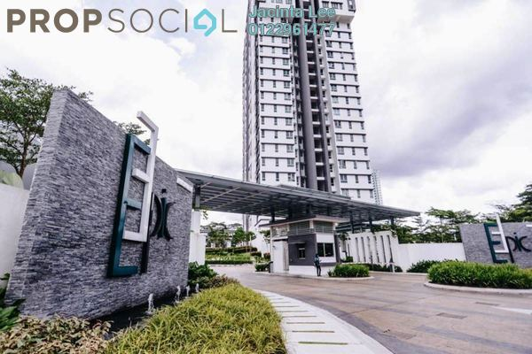 For Sale Serviced Residence at Epic, Johor Bahru Freehold Semi Furnished 3R/2B 470k