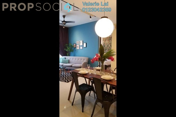 For Rent Serviced Residence at Paloma Serviced Residences, Subang Jaya Freehold Fully Furnished 1R/1B 2k