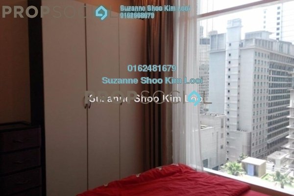 For Sale Serviced Residence at Soho Suites, KLCC Freehold Fully Furnished 1R/1B 810k