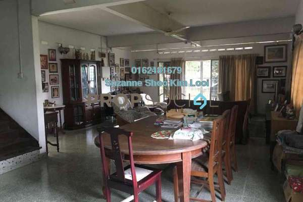 For Sale Bungalow at Taman United, Old Klang Road Freehold Semi Furnished 5R/3B 2.7m