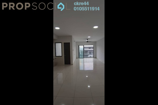 For Rent Condominium at 9INE, Batu 9 Cheras Freehold Fully Furnished 3R/2B 1.2k
