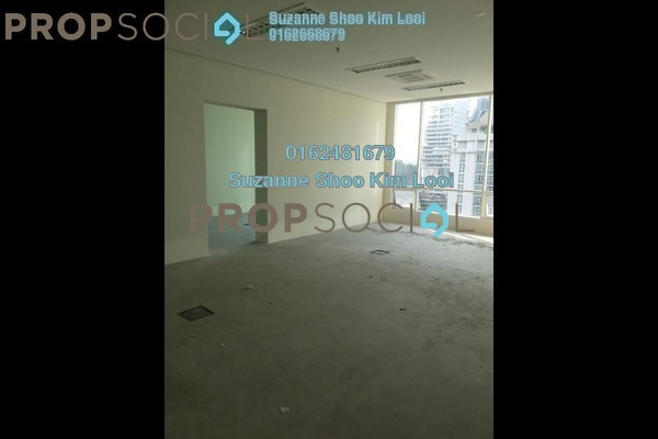 For Sale Office at Soho Suites, KLCC Freehold Unfurnished 0R/0B 550k