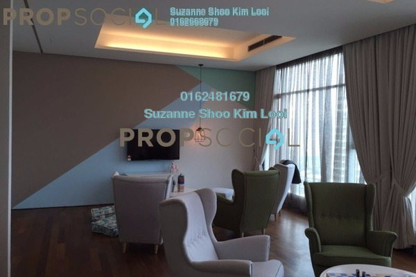 For Rent Condominium at Quadro Residences, KLCC Freehold Fully Furnished 4R/4B 13k