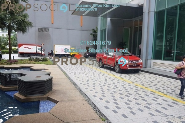 For Sale Office at Soho Suites, KLCC Freehold Unfurnished 0R/0B 530k