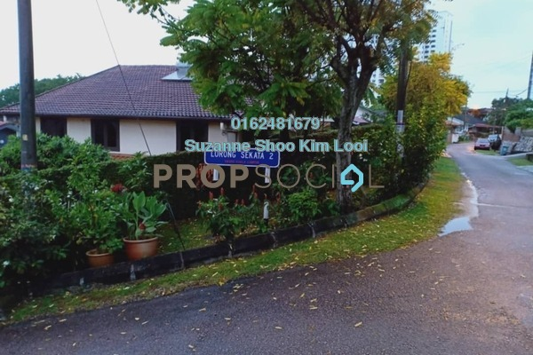 For Sale Bungalow at Taman United, Old Klang Road Freehold Semi Furnished 7R/4B 1.88m