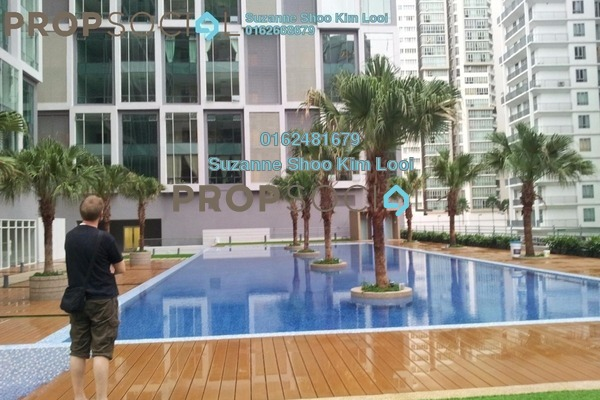 For Sale Office at Soho Suites, KLCC Freehold Unfurnished 0R/0B 520k