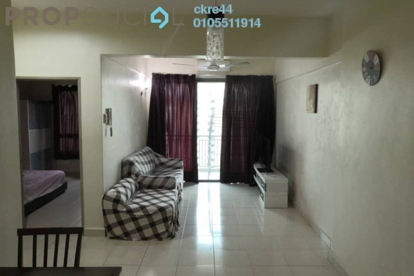 For Sale Condominium at D'Alamanda, Cheras Freehold Fully Furnished 2R/1B 344k