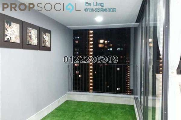 For Rent Condominium at Five Stones, Petaling Jaya Freehold Fully Furnished 4R/4B 5.5千