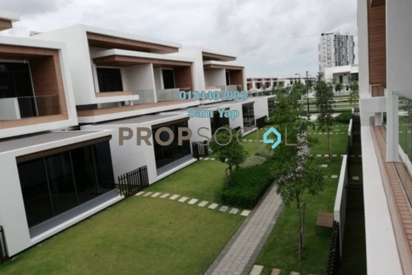 For Rent Terrace at The Parque Residences @ Eco Sanctuary, Telok Panglima Garang Freehold Unfurnished 5R/5B 3k
