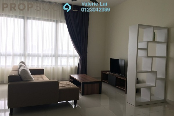 For Rent Serviced Residence at Pandora Serviced Residences @ Tropicana Metropark, Subang Jaya Freehold Fully Furnished 2R/2B 2k