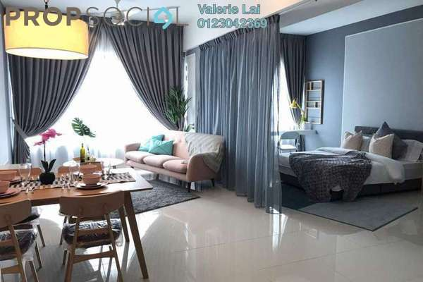 For Rent SoHo/Studio at Pandora Serviced Residences @ Tropicana Metropark, Subang Jaya Freehold Fully Furnished 1R/1B 1.6k