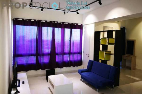 For Rent SoHo/Studio at Pandora Serviced Residences @ Tropicana Metropark, Subang Jaya Freehold Fully Furnished 1R/1B 1.4k