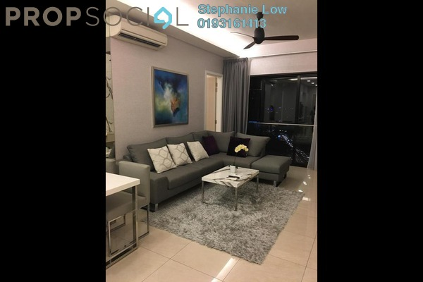For Rent Condominium at The Horizon Residences, KLCC Freehold Fully Furnished 2R/2B 4k