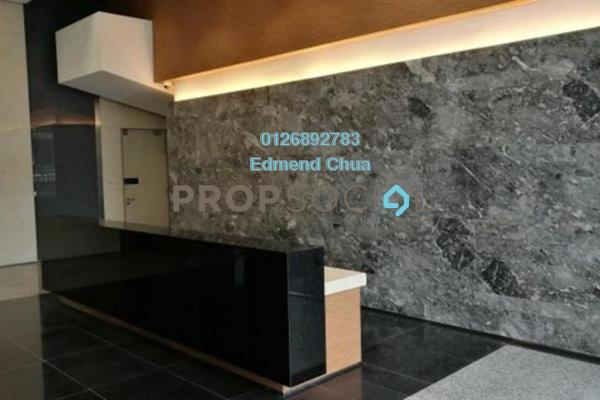 For Rent Office at KL Eco City, Mid Valley City Freehold Unfurnished 0R/0B 17.5k
