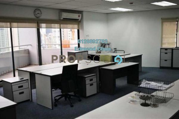 For Rent Office at Wisma UOA I, KLCC Freehold Semi Furnished 0R/2B 6.8k