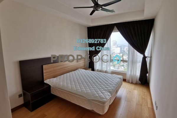 For Rent Apartment at The Crest, Kuala Lumpur Freehold Fully Furnished 3R/2B 4.2k