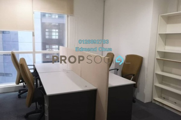For Rent Office at Binjai 8, KLCC Freehold Fully Furnished 0R/0B 6.8k