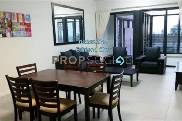 For Rent Condominium at Jaya One, Petaling Jaya Freehold Fully Furnished 2R/2B 3.5k