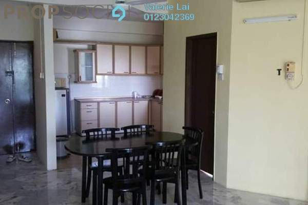 For Sale Condominium at Indah Villa, Bandar Sunway Freehold Fully Furnished 3R/2B 500k