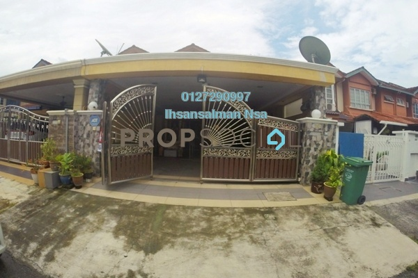 For Sale Terrace at Desa Coalfields, Sungai Buloh Freehold Unfurnished 3R/3B 600k