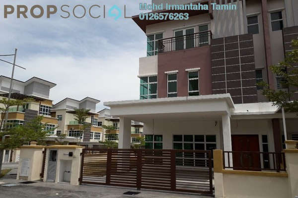 For Sale Semi-Detached at Lake Valley, Bandar Tun Hussein Onn Freehold Unfurnished 7R/7B 2.35m