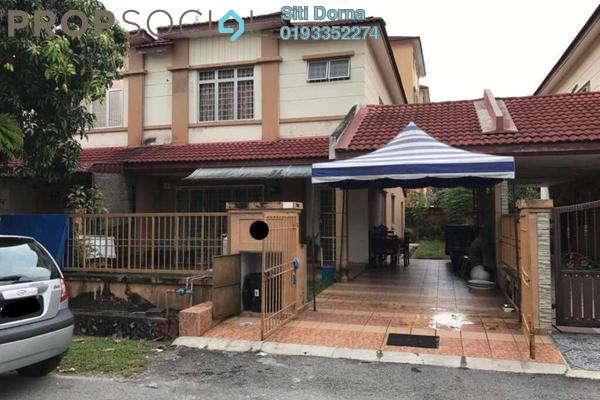For Sale Semi-Detached at Bandar Saujana Utama, Sungai Buloh Leasehold Unfurnished 4R/3B 399k