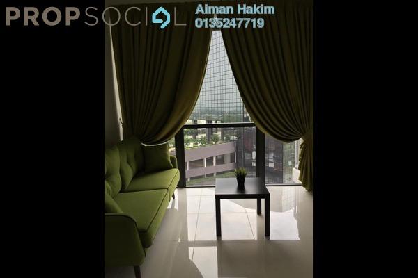 For Rent Condominium at Third Avenue, Cyberjaya Freehold Fully Furnished 1R/1B 1.3k